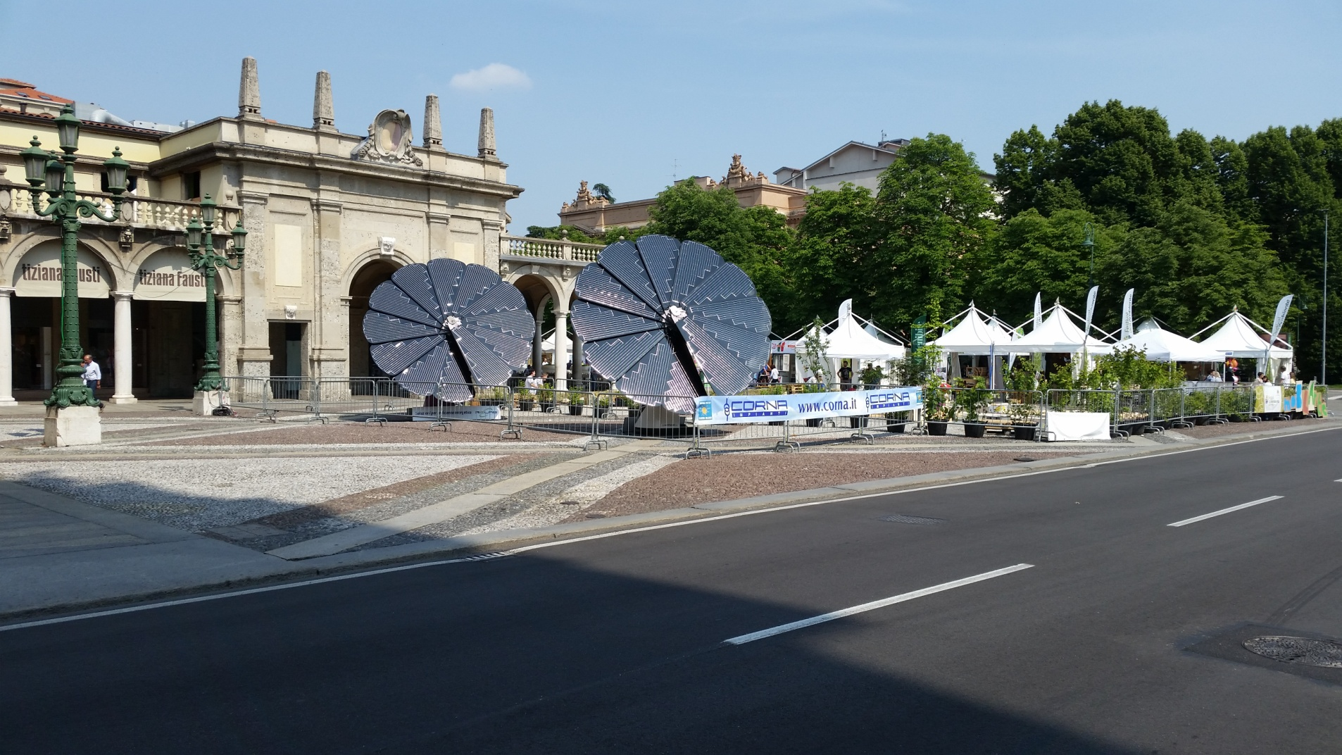 Fiera fotovoltaico ed eventi corna impianti srl bergamo for Fiera arredamento bergamo