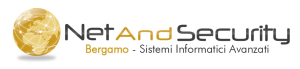 logo partner net and security bergamo