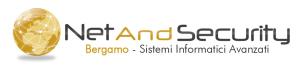 logo partner net and security bergamo